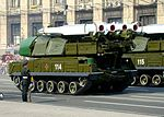 9K37 Buk of the Ukrainian military, Independence Day parade in Kiev.JPG