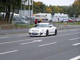 9ff - The 750 bhp 9ff GTurbo 750, based on the 2006 Porsche 997 GT3 RS
