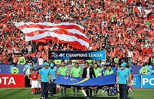 2012 AFC Champions League - 2012 AFC Champions League - Persepolis - Al-Hilal - Azadi Stadium