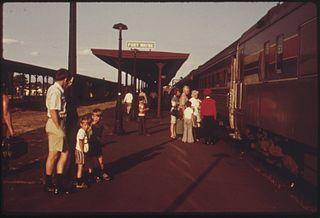 Fort Wayne station