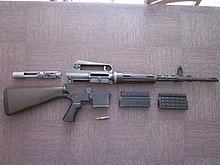 ArmaLite AR-10 - Wikipedia