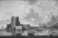 A Fortified Harbour (Peter van den Velde) - Nationalmuseum - 17673.tif