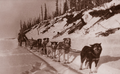 A NWMP patrol in winter. Athabasca Archives Thorne Collection, 00104.png