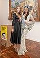 A Presidente do FUSSESP Lucia França recebe a Miss Mundo, Manushi Chhilar (41430422792).jpg