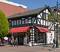 A building at the corner of Courtney & Government Street, Victoria, British Columbia, Canada 04.jpg
