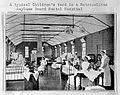 A typical children's ward at a mental hospital. Wellcome L0006806EB.jpg