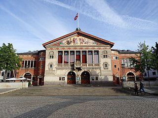 Aarhus Theatre theatre in Aarhus, Denmark