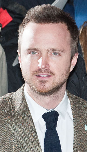 Aaron Paul - Paul in 2014