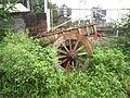 Abandoned bullock cart.JPG