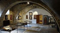 Abbaye de Saint-Papoul - Réfectoire -01.jpg