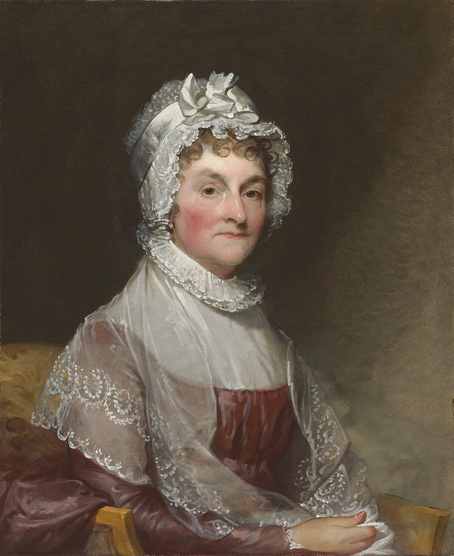 Abigail Adams Wikiquote