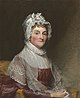 Portrait painting of Abigail Adams