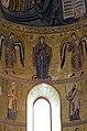 Abside del Duomo di Cefalù, Madre di Dio. - panoramio.jpg