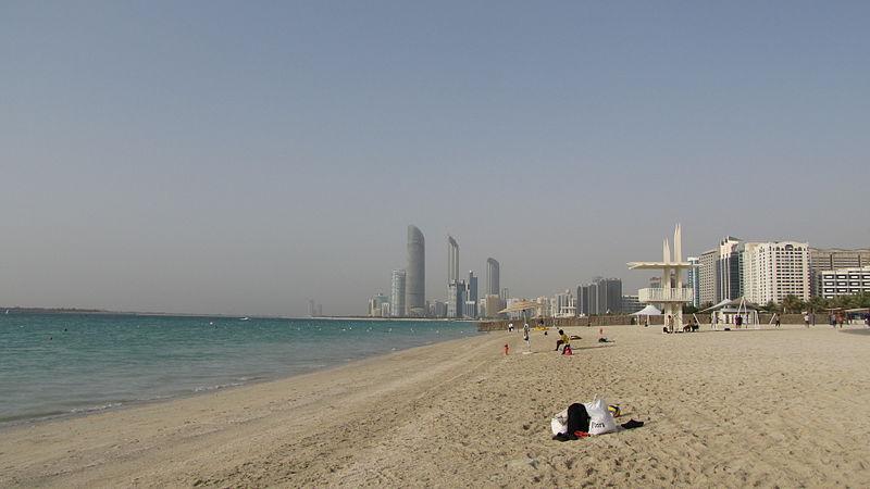File:Abu Dhabi Strand.jpg
