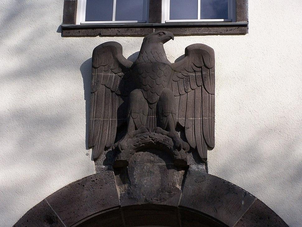 Adler, Robert-Piloty-Gebäude, TU Darmstadt