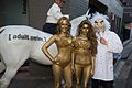 Adult Swim Golden Bodypaint (10660296705).jpg