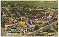Aerial View, Waycross, Ga. (8342833669).jpg