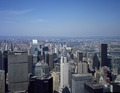 Aerial view of New York City, with the Chrysler Building in the foreground LCCN2011633725.tif