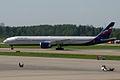 Aeroflot, VQ-BQF, Boeing 777-3M0 ER (16651851830).jpg