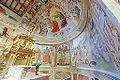Affreschi dell'abside, Giovanni di Pietro detto lo Spagna.JPG