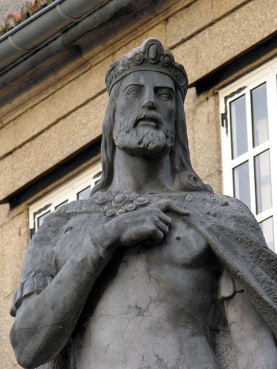 Afonso II O Casto Santiago