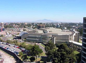 United Nations Economic Commission for Africa - The Commission's headquarters in Addis Ababa.
