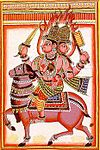 Agni 18th century miniature.jpg