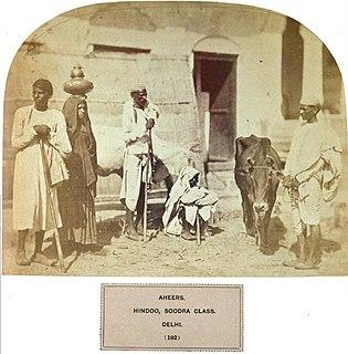 Yadav Social community of India