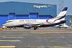 Air Peace, 5N-BQV, Boeing 737-33V (28416517691).jpg