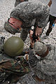 Airborne, Afghani army soldiers prepare for joint operation. DVIDS86955.jpg