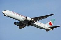 C-FXCA - B763 - Air Canada Rouge