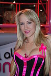 Alana Evans at AVN Adult Entertainment Expo 2008 1.jpg