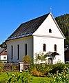 Albeck Grillenberg 15 evangelische Pfarrkirche mit Friedhof 14102011 281.jpg