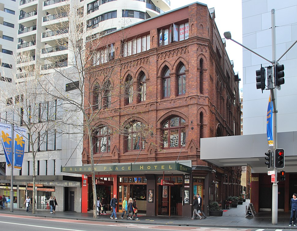 Albion Place Hotel, Sydney
