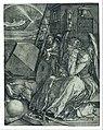Albrecht Dürer - Melencolia I - Google Art Project (717199).jpg