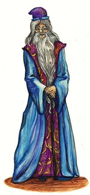 Albus Dumbledore cover