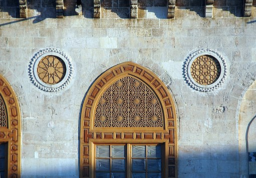 Aleppo Grande moschea Omayyadi - GAR - 7-01