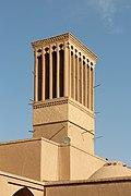 Alexander's Prison, Yazd - Windtower.jpg