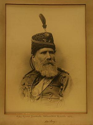 Alexander Henry (gun maker) - Image: Alexander Henry portrait in Museum of Edinburgh