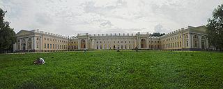 Alexander Palace Russian palace