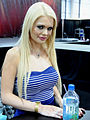 Alexis Ford at AVN Adult Entertainment Expo 2011.jpg