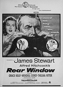 Alfred Hitchcock's Rear Window, 1954.jpg