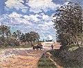 Alfred Sisley - La route de Mantes a Choisy-le-Roi.jpg