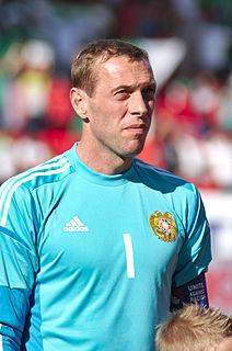 Roman Berezovsky Armenian footballer