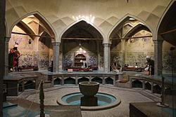 موزه حمام غلیقلی اقا،موزه اصفهان،اثارتاریخی اصفهان،موزه مردم شناسی اصفهان