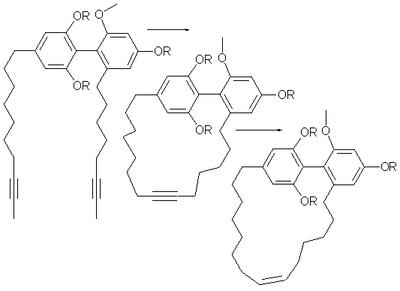 Schrock alkyne metathesis catalyst