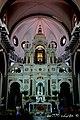Allá arriba, en lo alto, la Virgen de la Caridad del Cobre - panoramio.jpg
