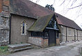 All Saints Church at Epping Upland - timber framed south porch.jpg