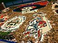 Allegoric representation of Ayotzinapa.JPG