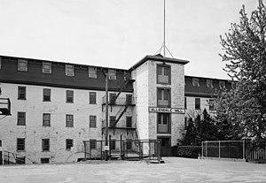 Zachariah Allen - Allendale Mill, 1969